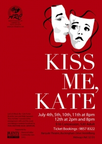 Kiss Me Kate In Essay 43